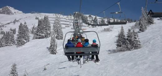 ski lift, skijanje, žičara