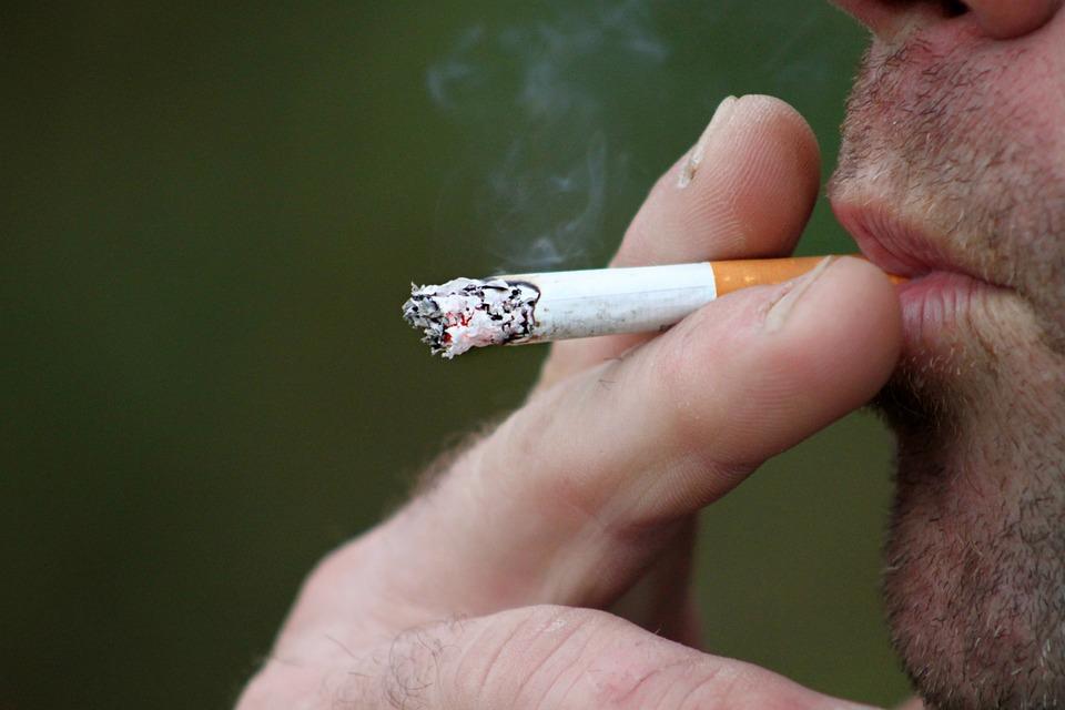 pušenje, cigareta