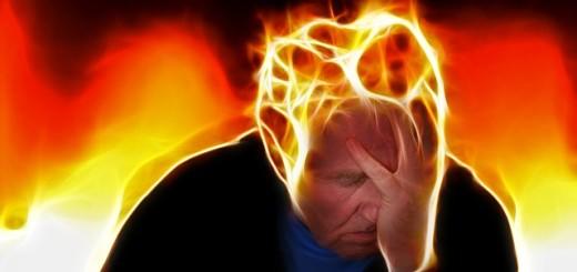 stres, glavobolja