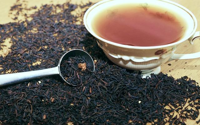 čaj, šalica čaja