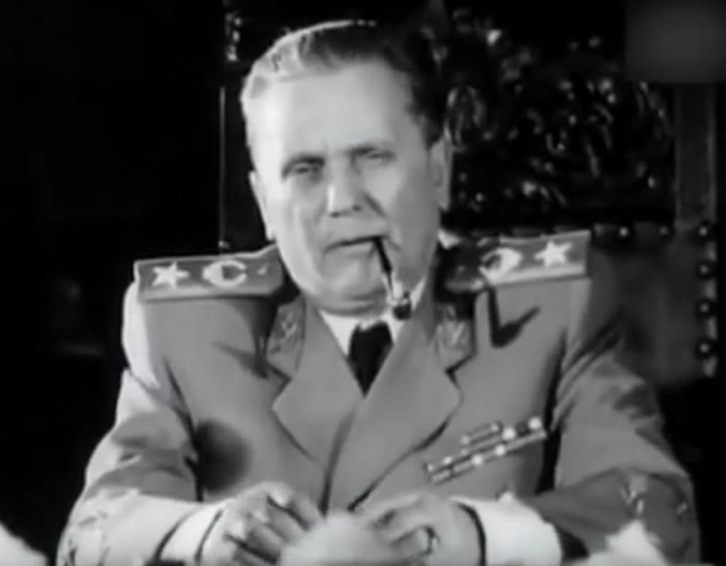 tito, josip broz, tito 1952