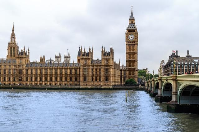 westminster, parlament, london, big ben