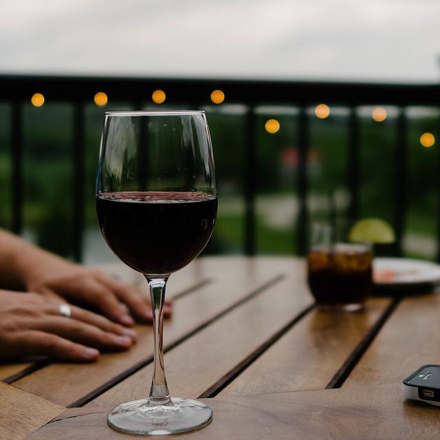 vino, čaša, piće, pijanstvo
