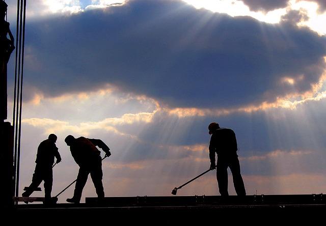 radnici, radnici na cesti, radnici na građevini, rad, radnik. djelatnik