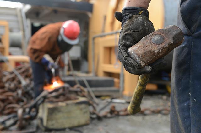 radnici, radnik, rad na građevini, djelatnik
