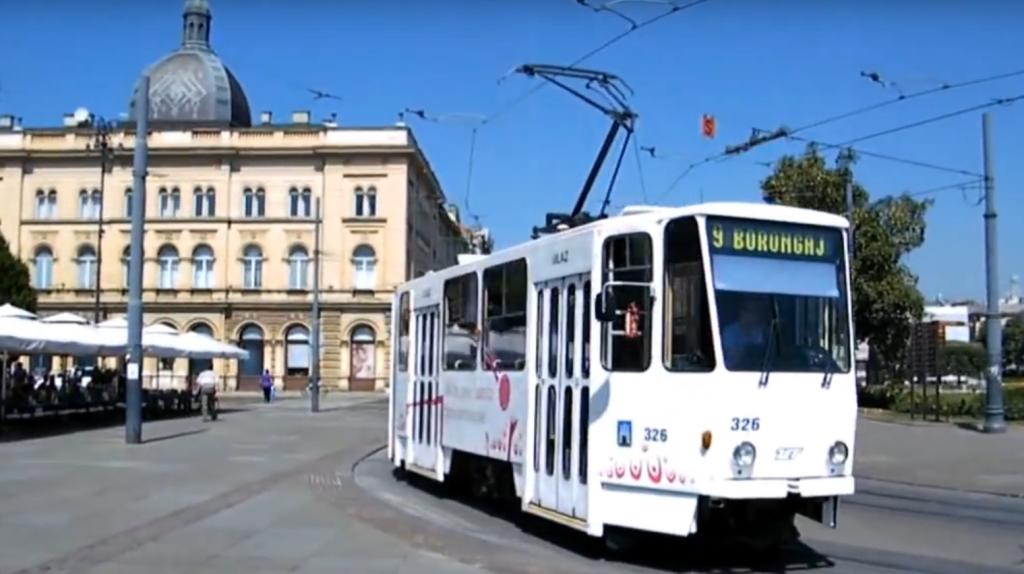 zet, tramvaj, zagreb, tomislavov trg