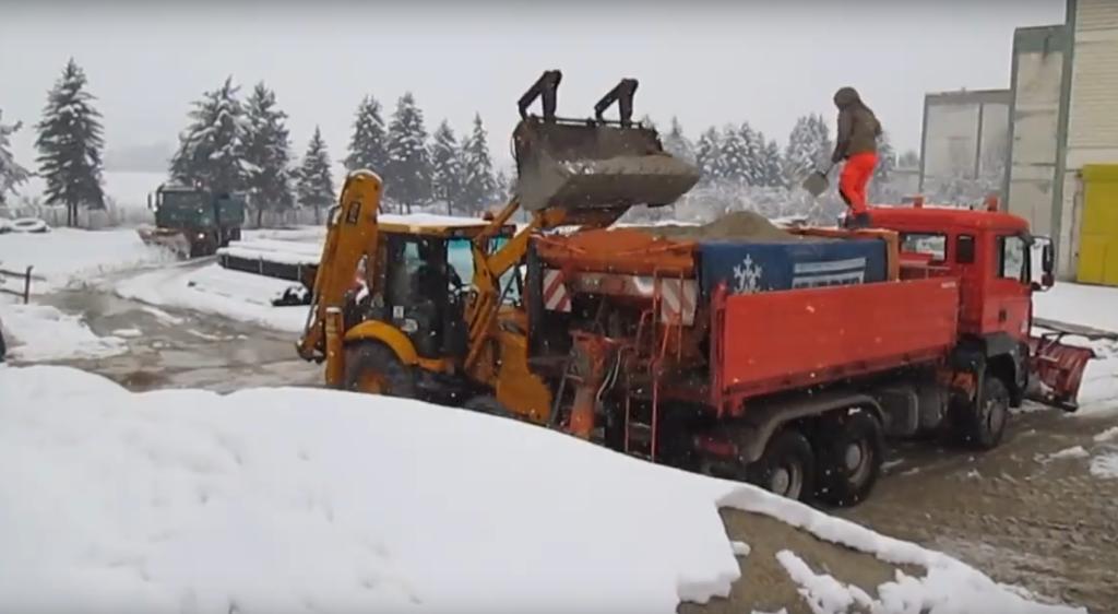 zimska služba, zagreb, snijeg, čišćenje snijega
