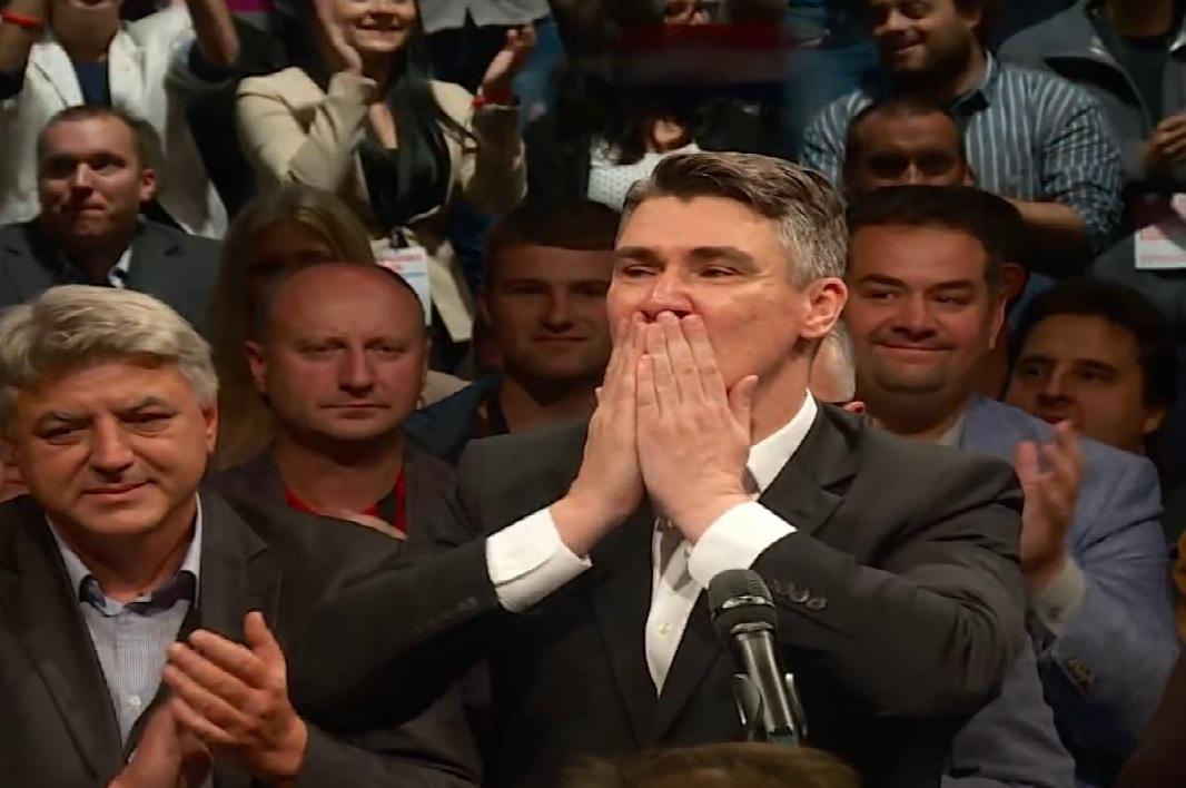Zoran Milanović, predsjednik SDP-a