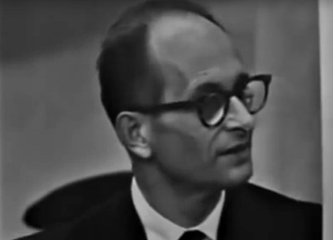 KAKO JE MOLIO NACISTIČKI ZLOČINAC: Eichman u molbi za pomilovanje pisao da se ne osjeća krivim 1
