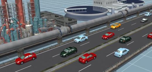 VIDEO: OPET NA STOLU FUTURISTIČKA IDEJA  - Autocestom od Londona i Moskve sve do New Yorka! 1