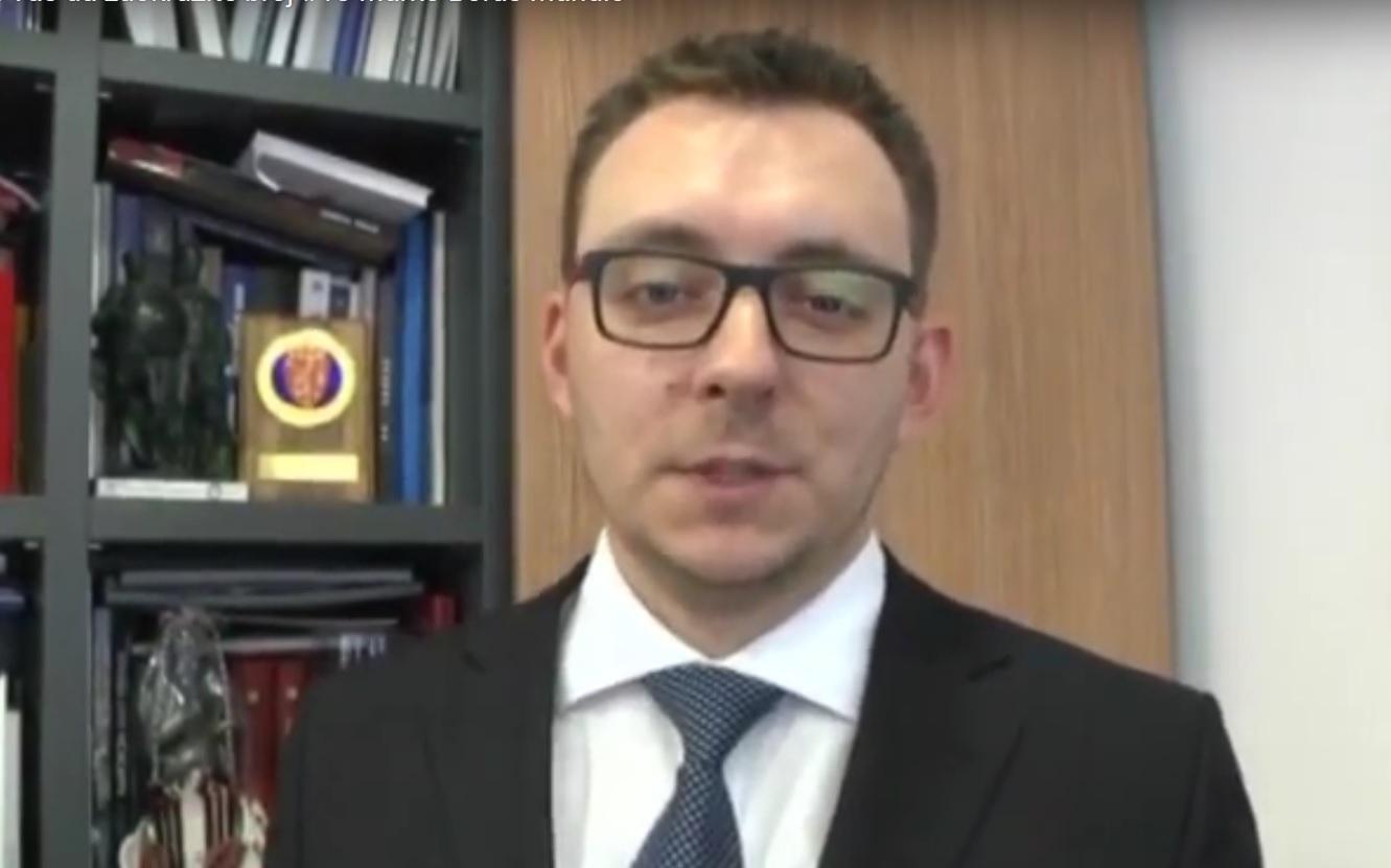 """GLAVAŠEVIĆ U OSTAVCI: """"Ne želim provesti niti trenutka  radeći za ovakvu Vladu"""""""