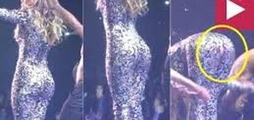 VIDEO: KOSTIM NIJE IZDRŽAO - Jennifer Lopez pokazala i guzu
