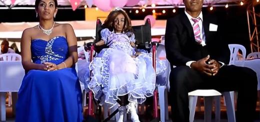 VIDEO: MAGALI ŽELI BITI BOLNIČARKA - Petnaest je godina toj djevojčici, a izgleda kao da joj je 90 1