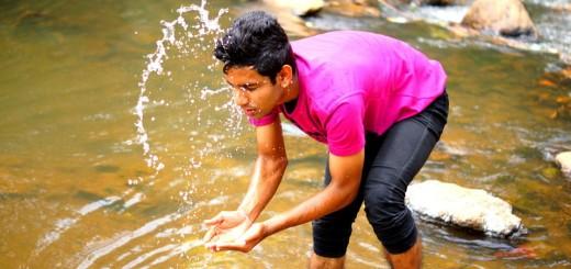 pranje, rijeka