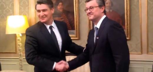 NAKON PREDAJE VLASTI: Milanović – Naš politički protivnik opasan je po Hrvatsku 1