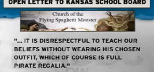VIDEO: NOVA VJEROISPOVIJEST - Crkva letećeg špageti čudovišta - jedu tijesto i piju pivo 1