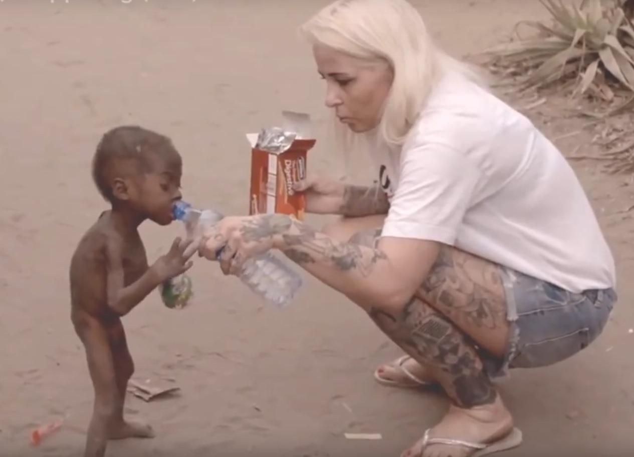 VIDEO: SVJEDOČANSTVO PATNJI - Zašto je trogodišnjak koji je umirao od gladi prozvan da je vještac