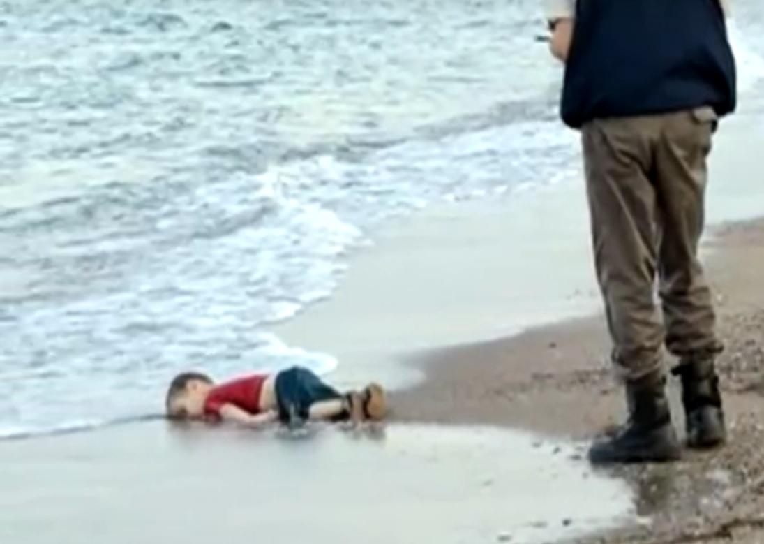 VIDEO: ŠOKANTNO - Što se krije iza fotografije koja je potresla svijet