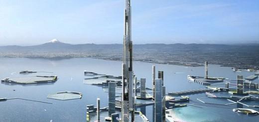 OVO JE PRAVI SF: Tokio će imati najvišu zgradu na svijetu visoku 1.600 metara