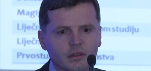 PORUKA MINISTRA: Tko želi bolji kuk otići će u Švicarsku - karikiram, kaže Nakić