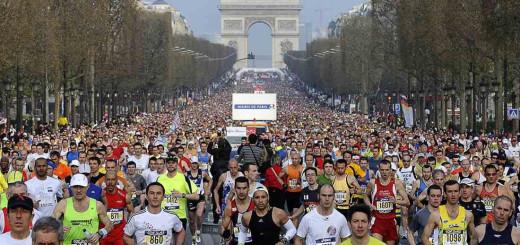 ADRENALINSKA UTRKA: Krenite na Pariški maraton 3. travnja 2016. - pogledajte kako