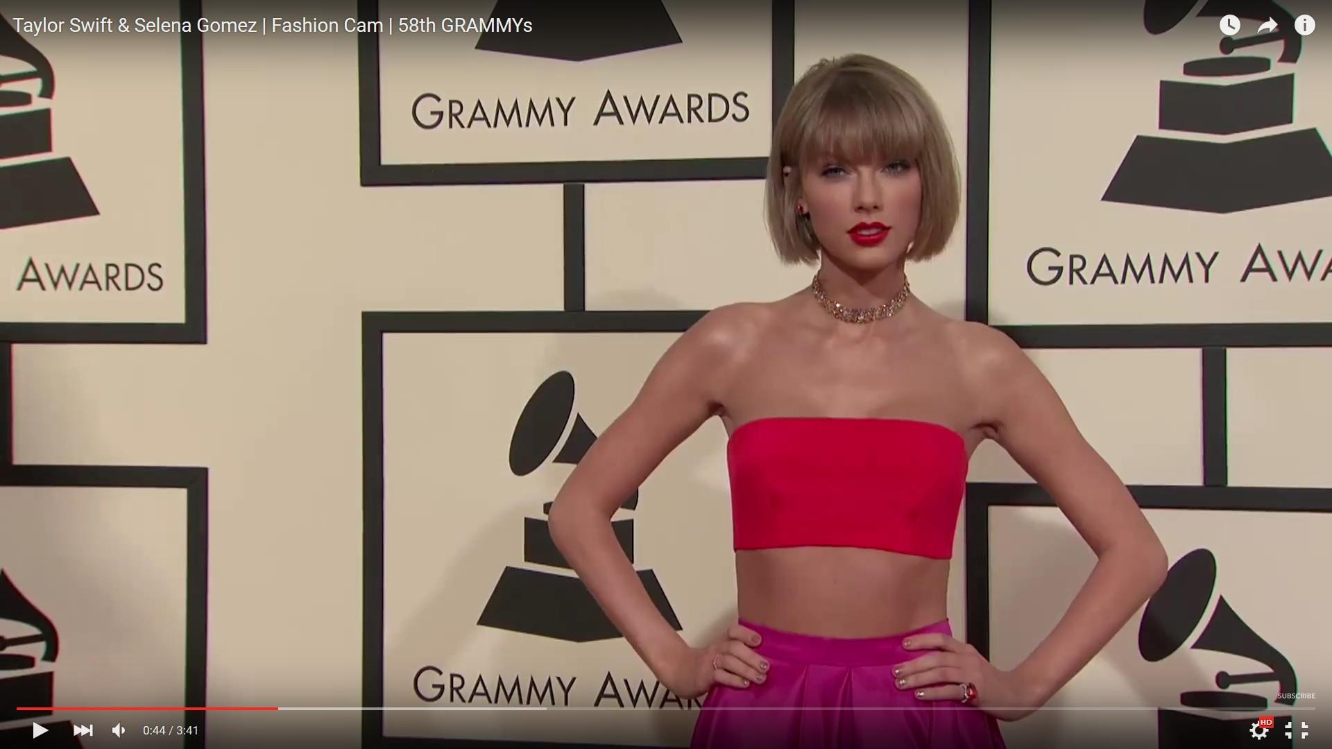 """VIDEO: SPEKTAKL - Pogledajte ljepotice s dodjela glazbenih nagrada """"Grammy"""""""