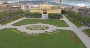 Trg kralja Tomislava, Zagreb