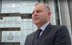 Vlado Dominić, ravnatelj hrvatske policije