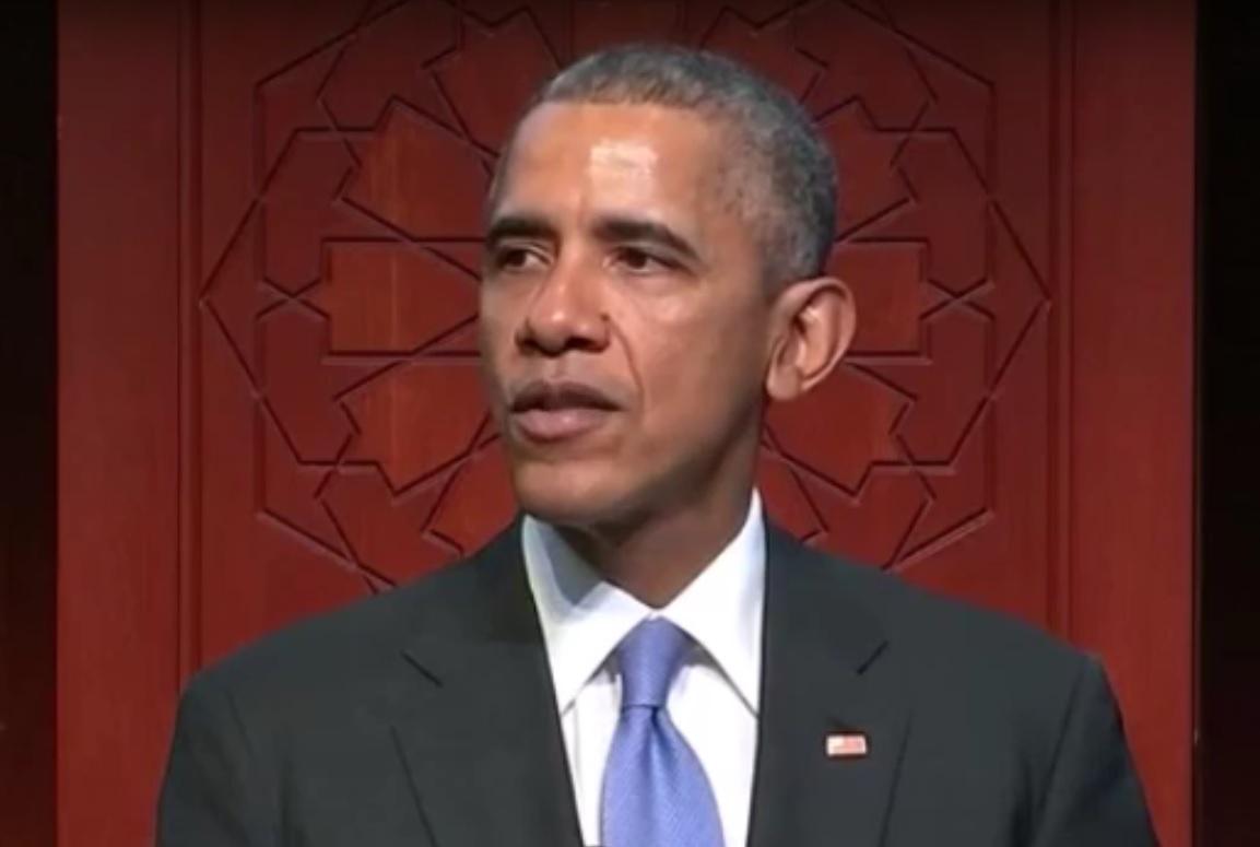 PRVI PUT U DŽAMIJI NA TLU AMERIKE: Barack Obama - Islam zabranjuje terorizam i zagovara poštovanje drugih 1