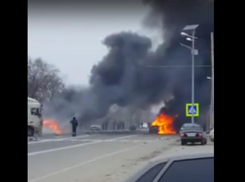 VIDEO: TERORIZAM - Pogledajte samoubilački napad auto bombom u Rusiji