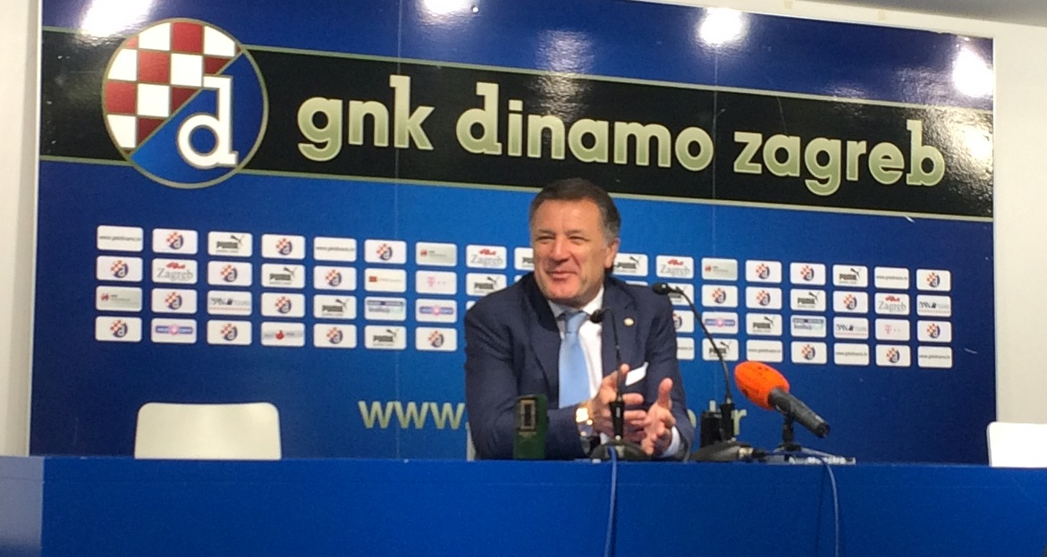 ZDRAVKO MAMIĆ: Hvala Rijeci, hvala Keku, hvala bratu Zoranu - bit ćemo 11. puta prvaci!