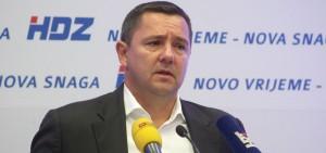 Andrija Mikulić,HDZ