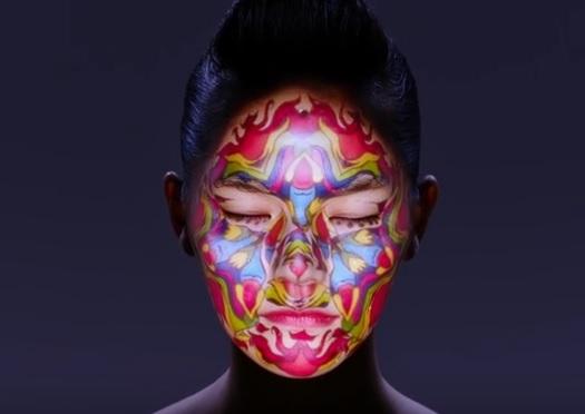 VIDEO: DIGITALNA UMJETNOST - Ovo je fantastična bajka na ženskom licu