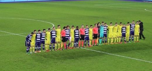 DINAMO U ČETVRTFINALU LIGE PRVAKA: Mladići pobijedili Anderlecht - čeka ih Barcelona 1