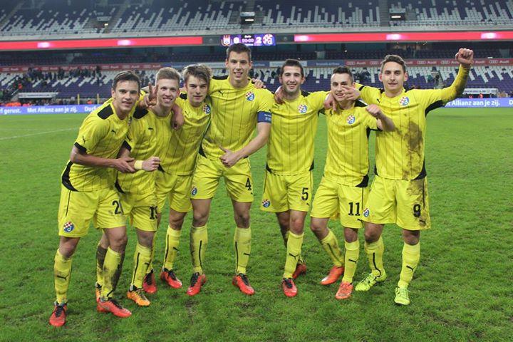 DINAMO U ČETVRTFINALU LIGE PRVAKA: Mladići pobijedili Anderlecht - čeka ih Barcelona 2