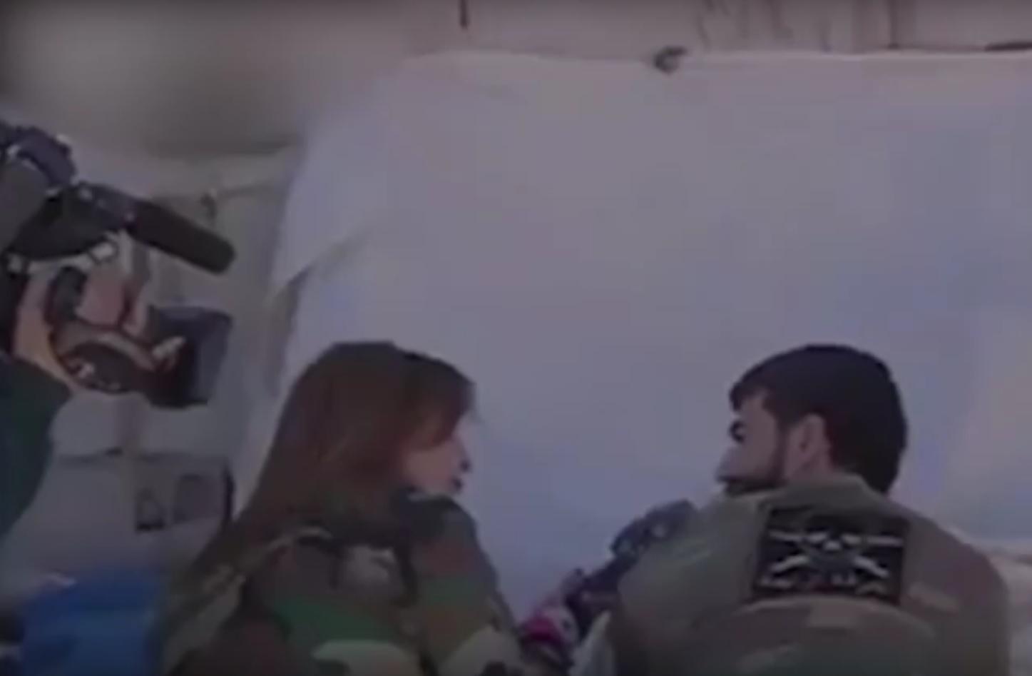 VIDEO: UZNEMIRUJUĆE - Za vrijeme intervjua čuli su se pucnji, a onda - drama