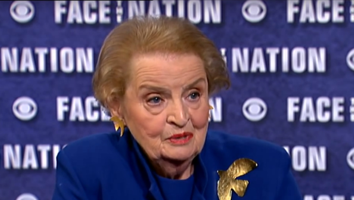 TRKA ZA BIJELU KUĆU: Albright za Clinton – U paklu je mjesto za žene koje ne pomažu ženama 1