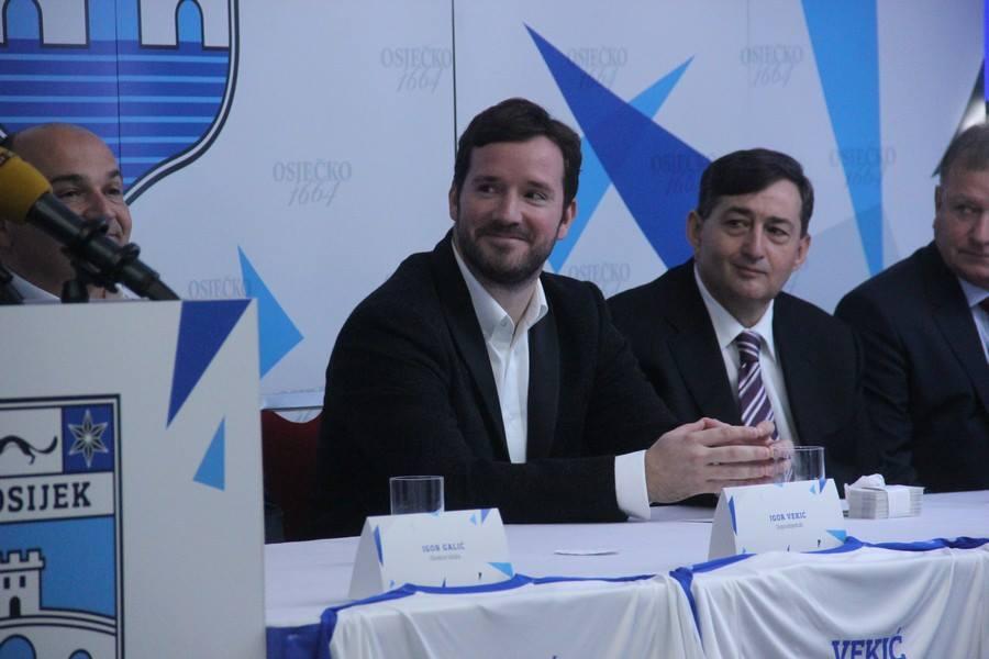 VELIKE AMBICIJE: Predsjednik Osijeka otkrio kako će klub dovesti u vrh HNL-a