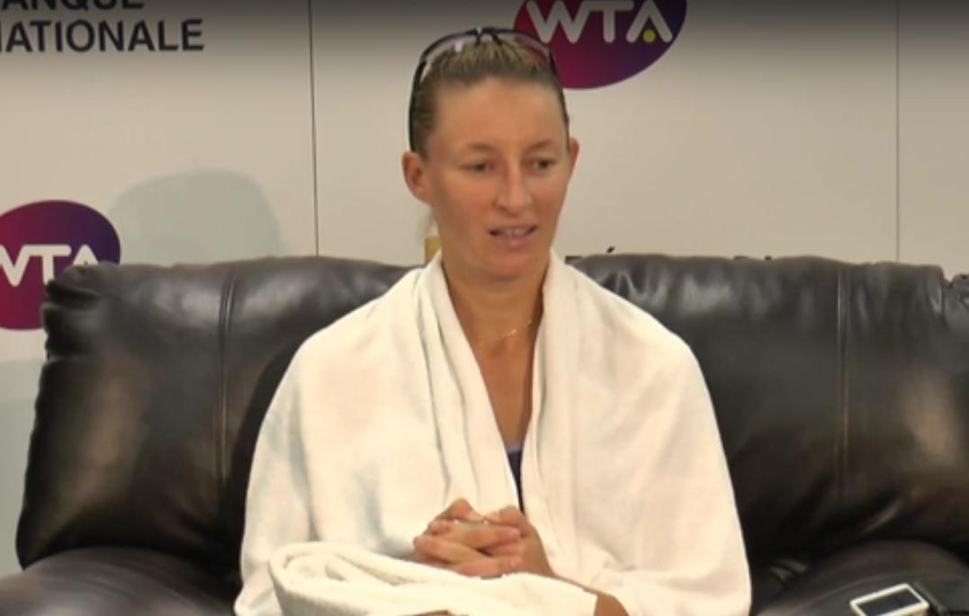 WTA TURNIR U ACAPULCU: Mirjana Lučić Baroni ide dalje - pobijedila Britanku Konte