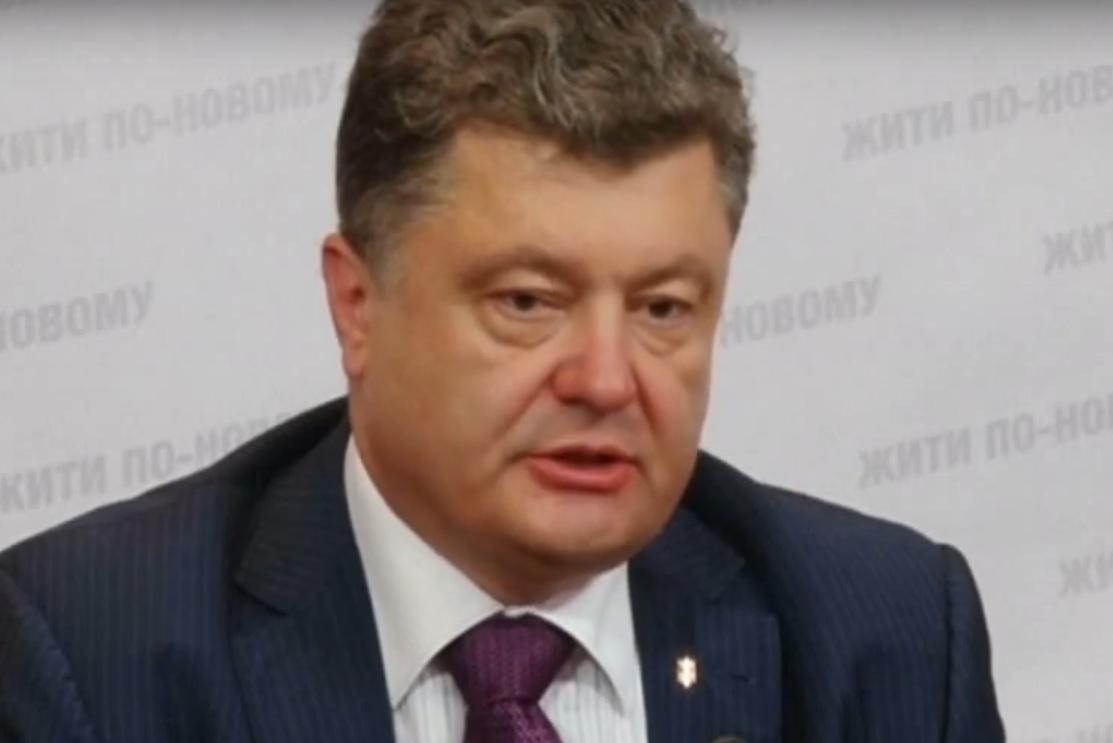 NAJAVA VEĆEG SUKOBA: Petro Porošenko - Sve je veći rizik otvorenog rata Rusije i Ukrajine 2