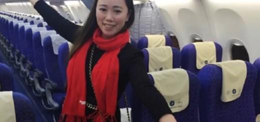 VIDEO: I TO JE MOGUĆE - Dok je 100.000 ljudi čekalo, ona je u zrakoplovu bila sama