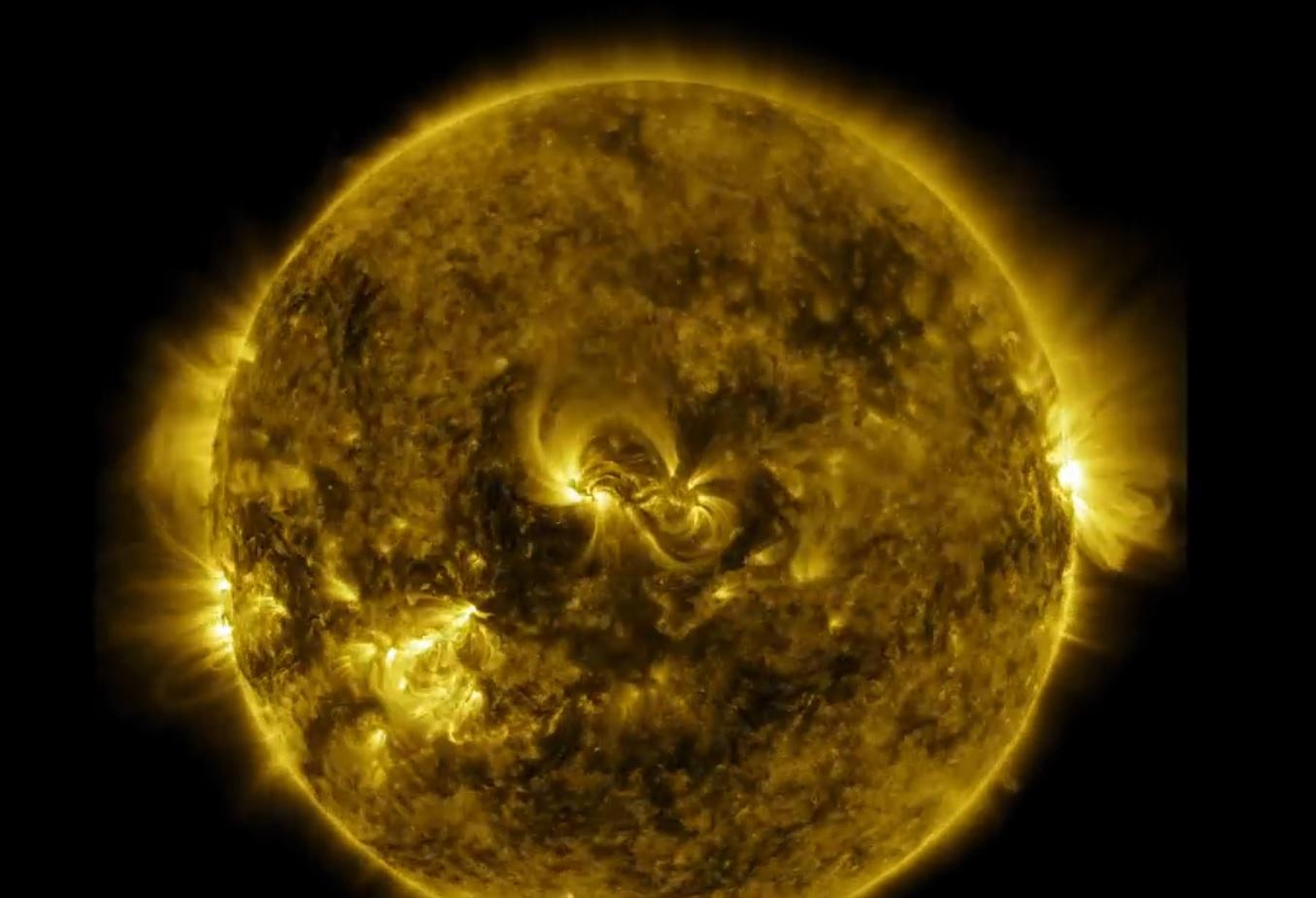 VIDEO: FANTAZIJA - Što radi naše Sunce tijekom godine dana? 1