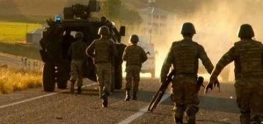 turska, vojska