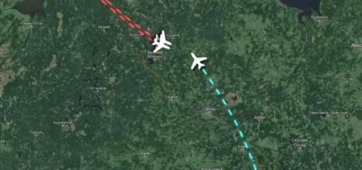 """VIDEO: DRAMA NA NEBU - Dva vojna lovca Su-27 umalo """"tresnula"""" o zrakoplov Vladimira Putina"""
