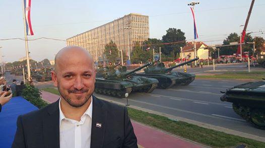 SLIKOVNI ODGOVOR: Ovako je Maras pokazao Ines Strenji Linić da zna što je tenk