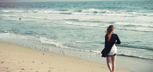 hodanje, pješačenje, šetnja, more