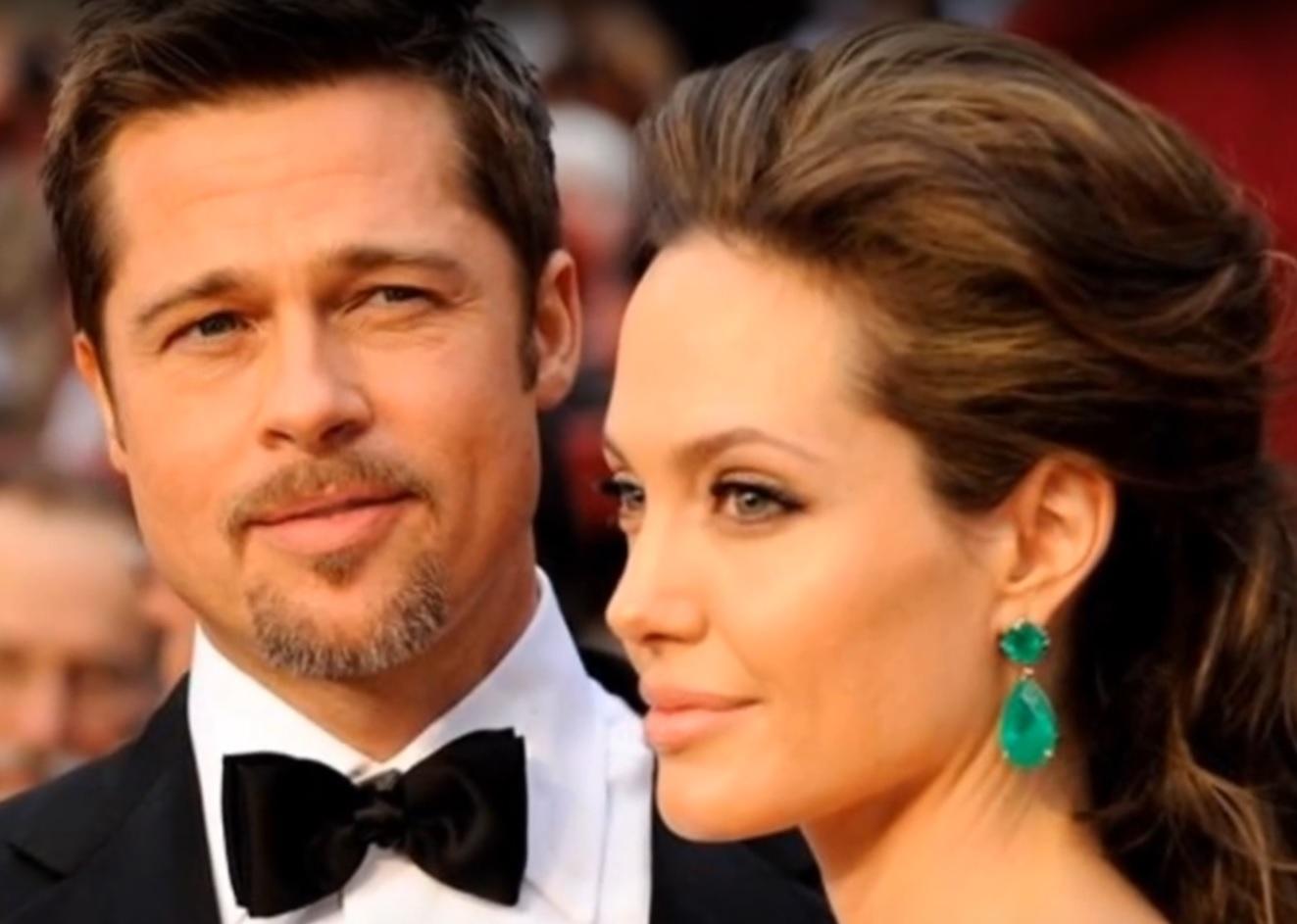 VIDEO: JE LI TO KRAJ - S kim se to spetljala Angelina Jolie da Brad Pitt ne želi oprostiti?! 1