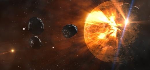 PRIJETNJE IZ SVEMIRA: Za koliko će asteroid 2013 TX68 danas promašiti Zemlju?!