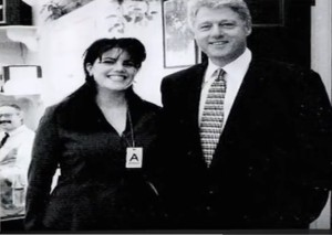 bill clinton, monika lewinsky