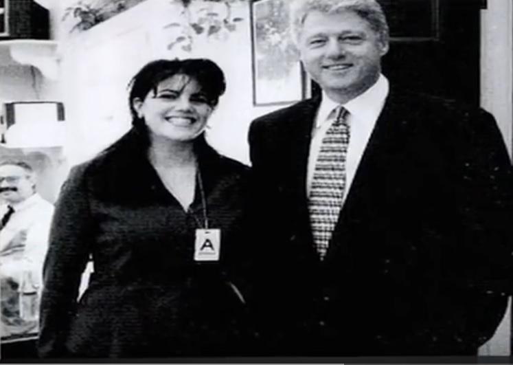 ZASJALA NA VELIKOJ ZABAVI: Ovo je Monica Lewinsky i svi su pitali što bi danas rekao Bill Clinton 3